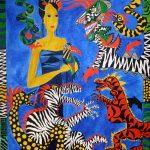 Tina Roth Art abstr1-150x150 Malerei Kunst Fotografie Bild