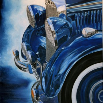 Tina Roth Art paint15-360x360 Malerei Automobil   by Tina Roth