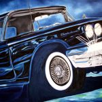 Tina Roth Art paint16-150x150 Malerei Automobil   by Tina Roth